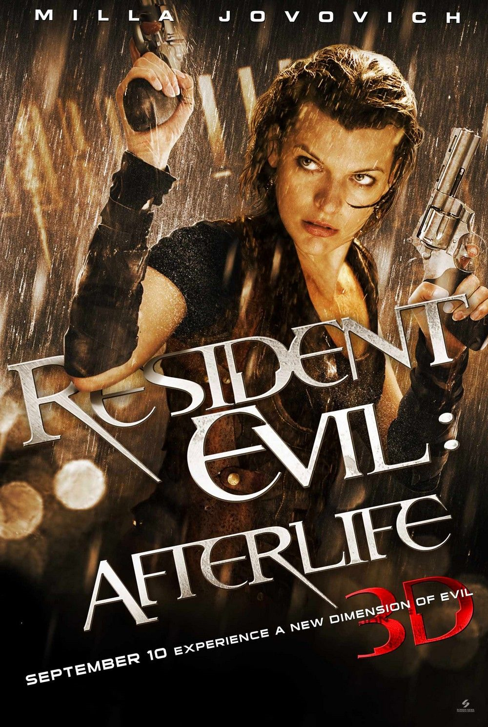 Resident Evil: Afterlife (2010)   CINEMATIC SHOCKS IS HERE!